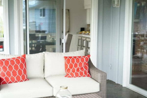 alcohol detox california sofa red pillow