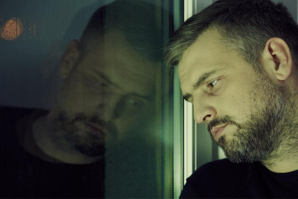 sadness alone feeling despair