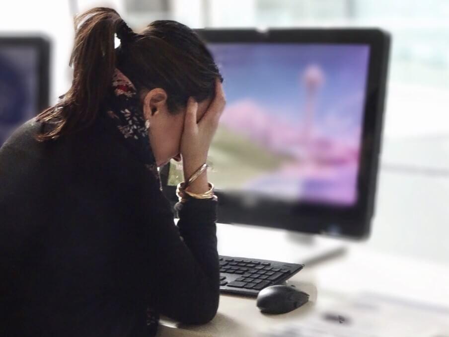 stress computer bipolar manic depressive mental health rehab