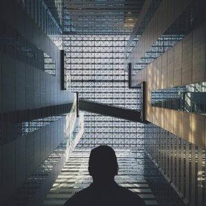 silhouette light pattern obsessive behavior
