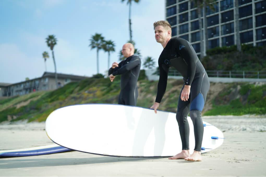 surfing men blonde apartments rehabilitation drug rehab san diego addiction center