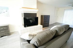 tv media room sofa pacific beach rehab