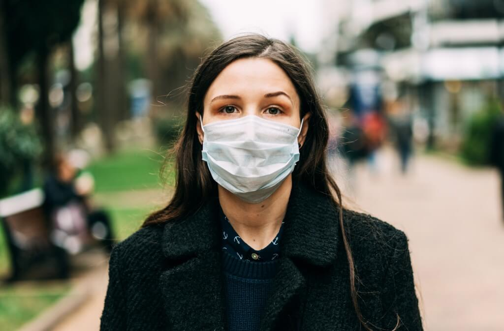 virus medical flu mask health protection focus on what to control covid
